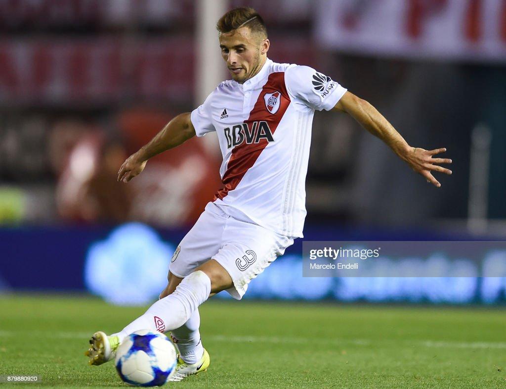 River Plate v Newell's Old Boys - Superliga 2017/18 : News Photo