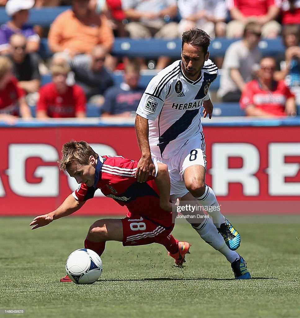 Los Angeles Galaxy v Chicago Fire : News Photo
