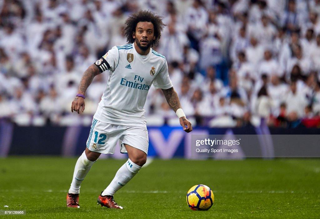 Real Madrid v Malaga - La Liga : News Photo