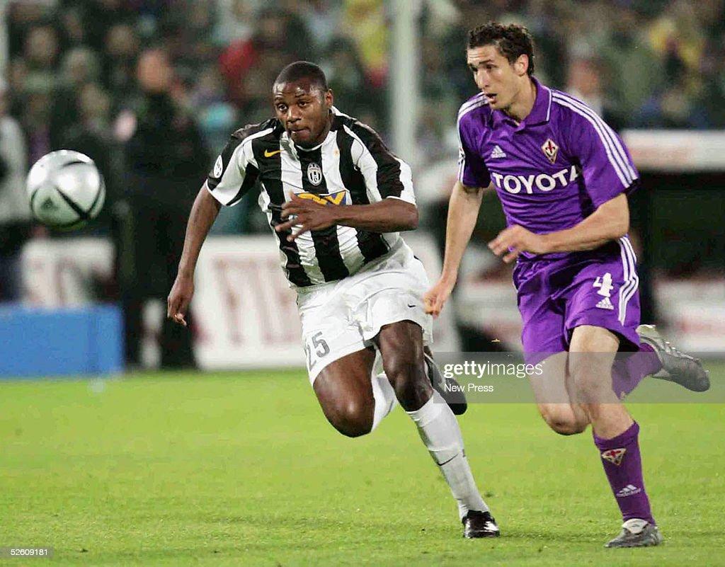 Fiorentina v Juventus : News Photo