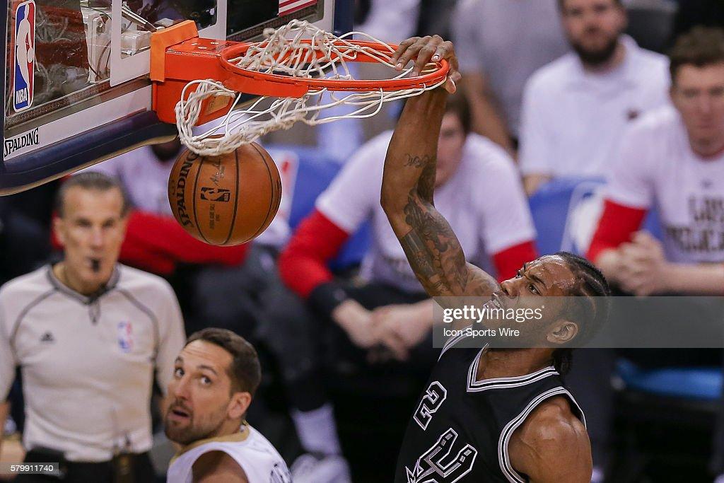NBA: MAR 03 Spurs at Pelicans : News Photo