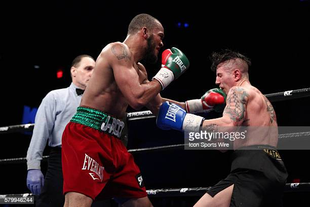 Antoine Williams defeated Marcello Matano by TKO in the seventh round of a super middleweight title eliminator bout on Showtime's Shobox Special...