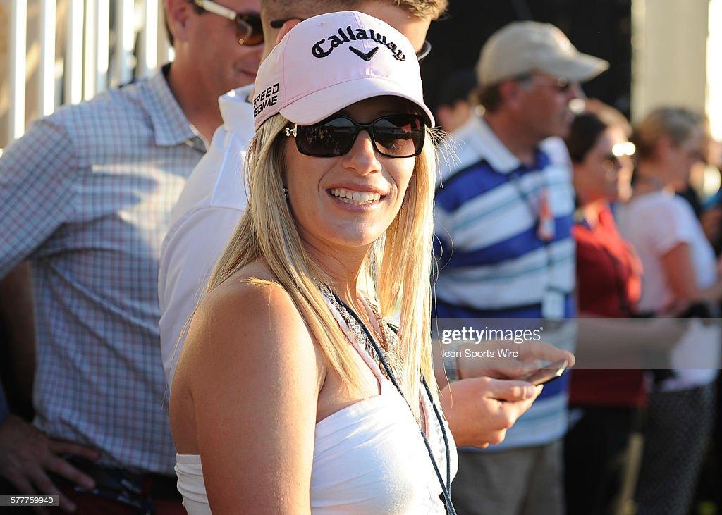 GOLF: MAR 09 PGA - World Golf Championships-Cadillac Championship - Final Round : News Photo