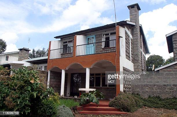 March 1 2004 Karen Kenya The house where US embassy informant William Munuhe was found dead after a botched operation to catch Felicien Kabuga who is...