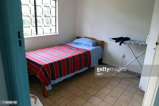 March 1 2004 Karen Kenya The room where US embassy informant William Munuhe was found dead after a botched operation to catch Felicien Kabuga who is...