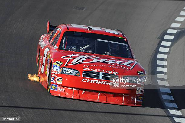 Kasey Kahne RPM Dodge Charger during the Shelby 427 Sprint Cup Series race at Las Vegas Motor Speedway in Las Vegas NV