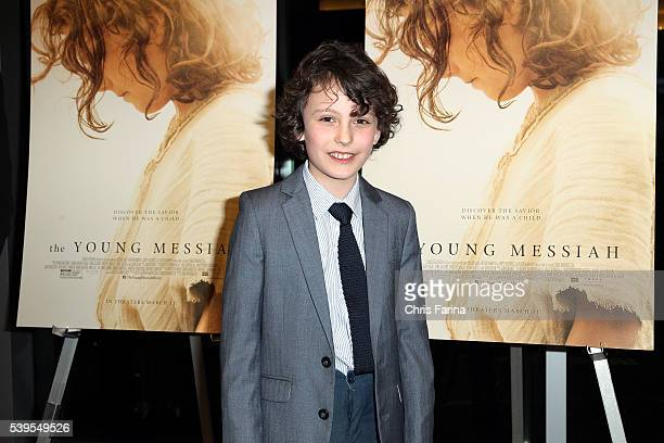 March 10 2016 Actor Adam GreavesNeal arrives for the LA Premiere of 'The Young Messiah' at the Cinemark Playa Vista in Los Angeles Ca Christopher...