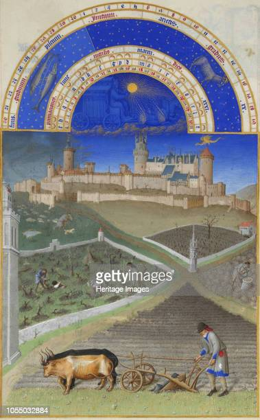 March 14121416 Found in the Collection of Musée Condé Chantilly Artist Limbourg brothers