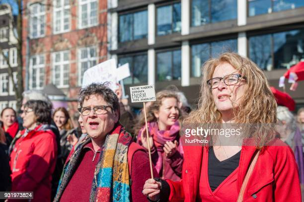 March 14th Amsterdam On 14 March 2018 primary education teachers from the NorthWest of the Netherlands go on strike for higher salaries and lower...