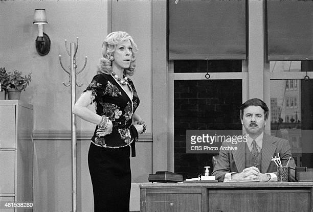 March 17 1978 THE CAROL BURNETT SHOW Carol Burnett left and Tim Conway perform on the last episode