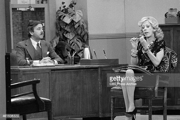 March 17 1978 THE CAROL BURNETT SHOW Carol Burnett right and Tim Conway perform on the last episode