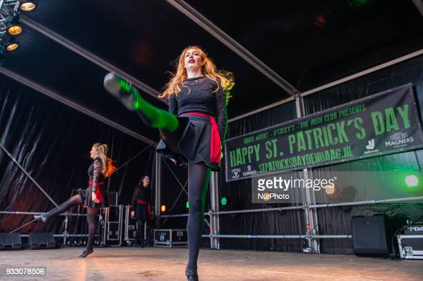 March 17th The Hague St Patrick's day was celebrated for the eighth time in the Dutch city of The Hague This is the largest celebration of St...