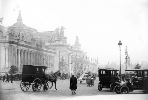 Grand Palais Wall Art