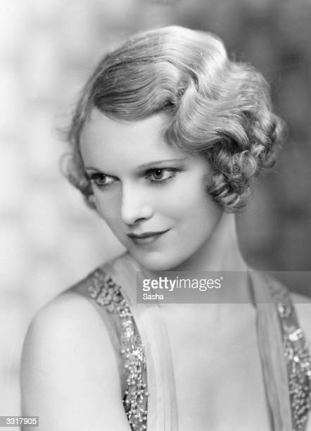 English actress Dame Anna Neagle the first lady of British screen