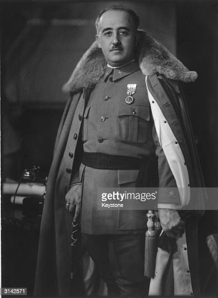 Francisco Franco Spanish general and dictator who governed Spain from 1939 to 1975