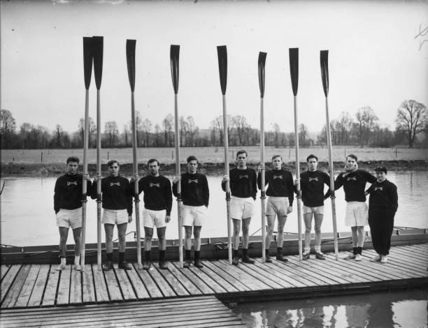 Line Of Oars