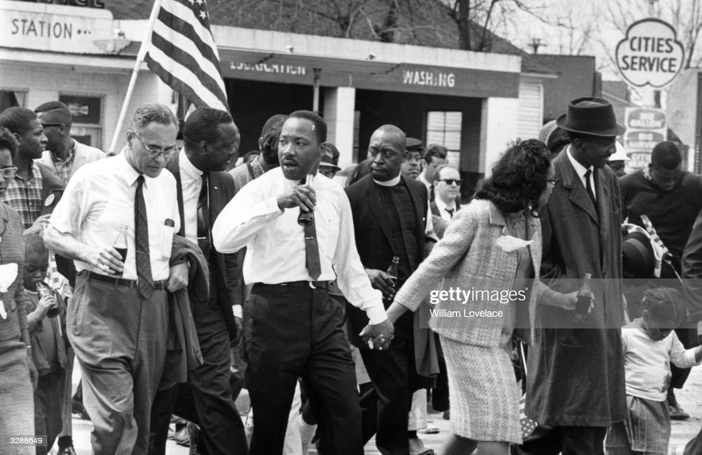Luther Kings : News Photo