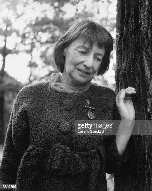 English poet and novelist Stevie Smith pen name of Florence Margaret Smith