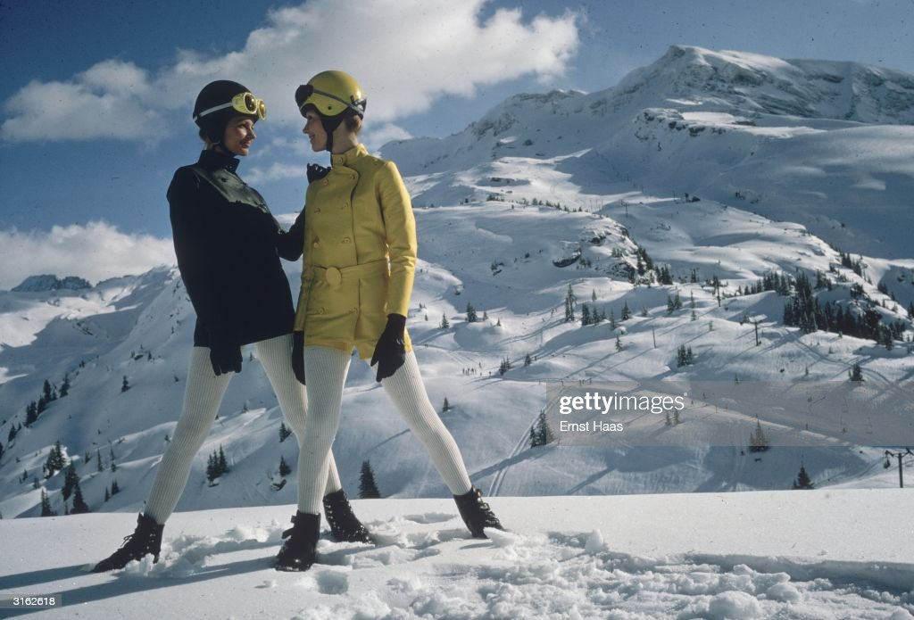 Fashion On The Slopes