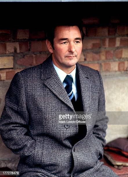 3 March 1979 English Football League Division One Ipswich Town v Nottingham Forest Forest manager Brian Clough
