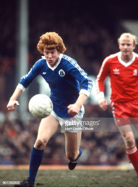 Football League Division One Middlesbrough v Everton Gary Megson of Everton