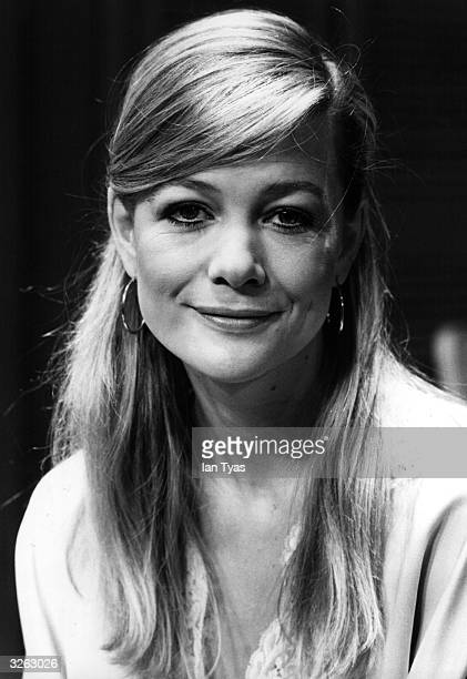 English actress Judy Geeson