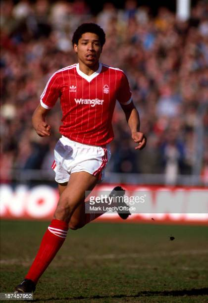 31 March 1984 Football League Division One Notts County v Nottingham Forest Des Walker of Forest