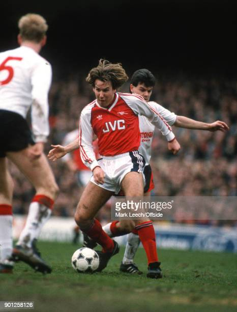 Football League Division One Arsenal v Nottingham Forest _ Paul Merson of Arsenal