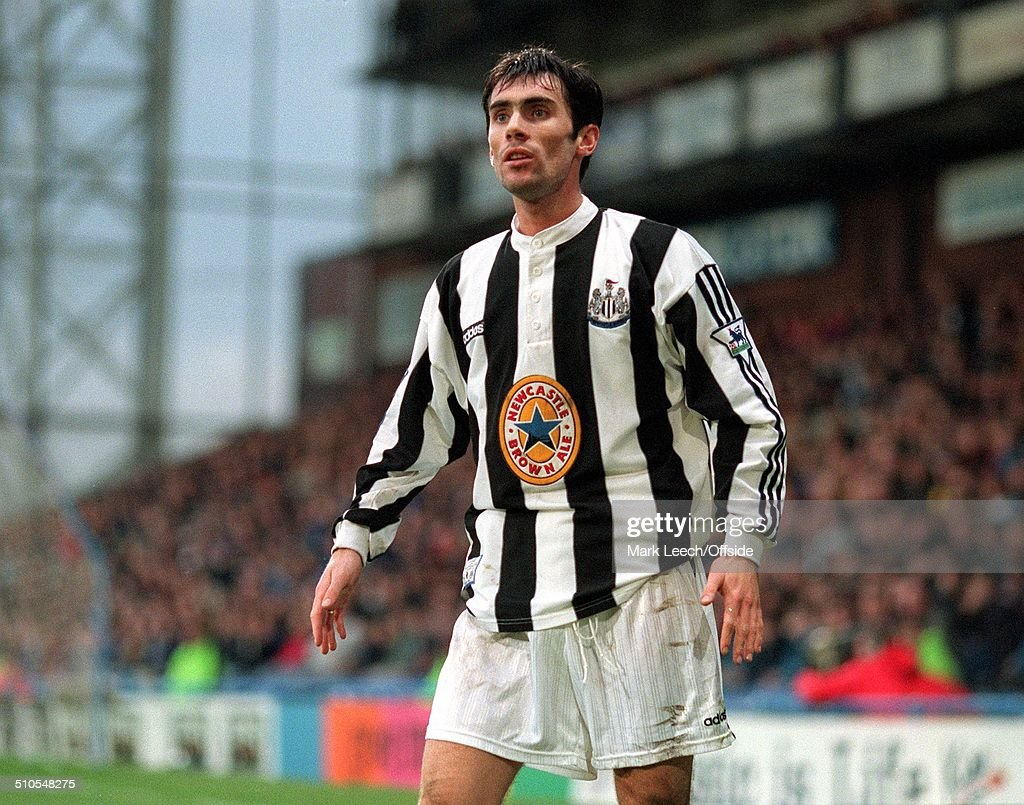Keith Gillespie Newcastle United FC : News Photo