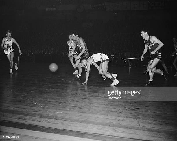March 20 1944New York New York JapaneseAmerican basketball player Wat Misaka of the University of Utah