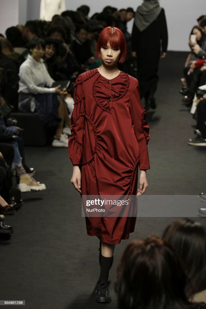 BOURIE - Seoul Fashion Week 2018 F/W