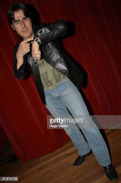 21 March 2003 X102 NICK GIANNOPOLIS at the Omega wrap party which ended the Melbourne Fashion Festival in Melbourne Victoria Australia X102 PEOPLE...
