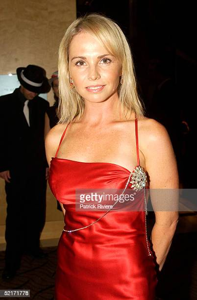 19 March 2004 AlyssaJane Cook at A Night With The Stars a Millennium Foundation Charity dinner held at The Westin Hotel in Sydney Australia
