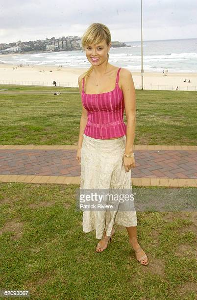 16 March 2004 Foxtel presenter AMY ERBACHER at the 2004 Astra Award nominations The Astra Awards recognise outstanding subscription television at...
