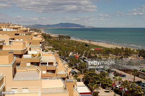 March 2007. Oropesa, Castellon, Spain. 'Marina d'Or' Tourist Complex.