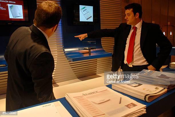272829 March 2007Ifema Madrid Spain Feria Siti Aslan Fair of new information technologies