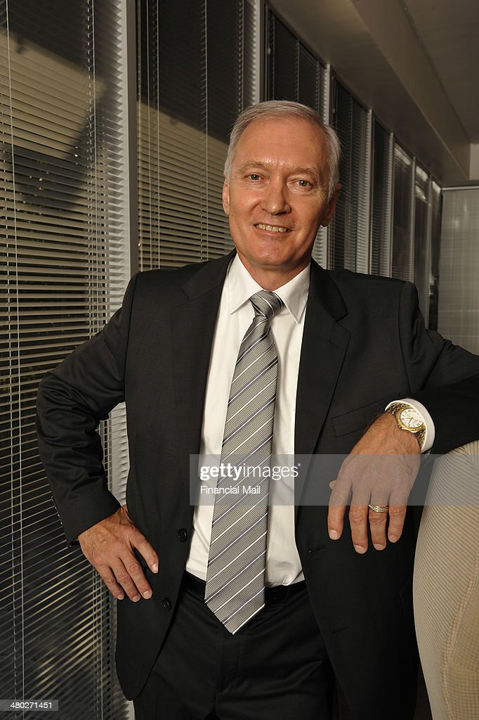 Henry Laas, CEO of Murray and Roberts.