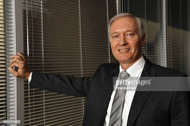 Henry Laas CEO of Murray and Roberts