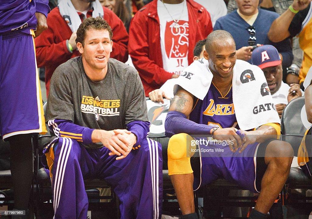 NBA: MAR 08 Lakers at Hawks : News Photo