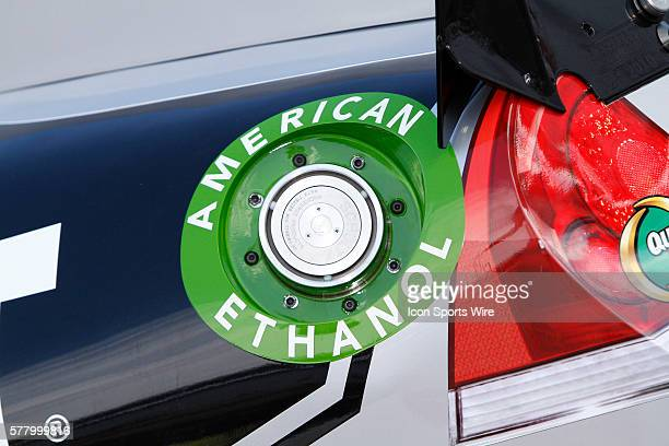 NASCAR has partnered with American Ethanol to provide Sunoco Green E15 fuel to the 3 major racing divisons
