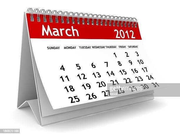 march 2012 calendar - united_states_house_of_representatives_elections_in_florida,_2012 stock pictures, royalty-free photos & images