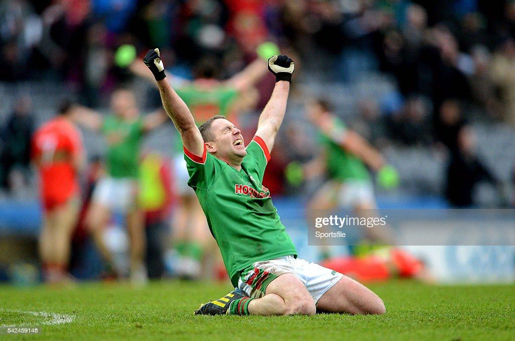 Ballymun Kickhams v St Brigid's - AIB GAA Football All-Ireland Senior Club Championship Final : News Photo