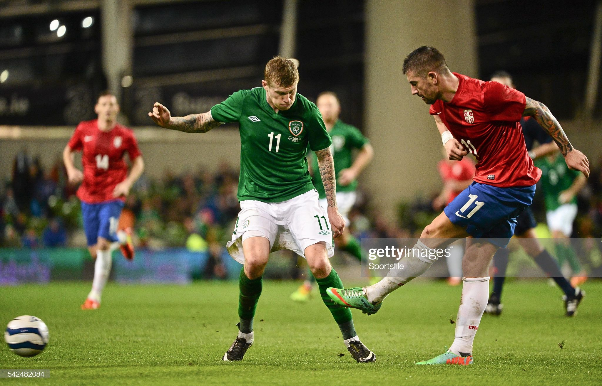 Serbia vs Republic of Ireland preview, prediction and odds