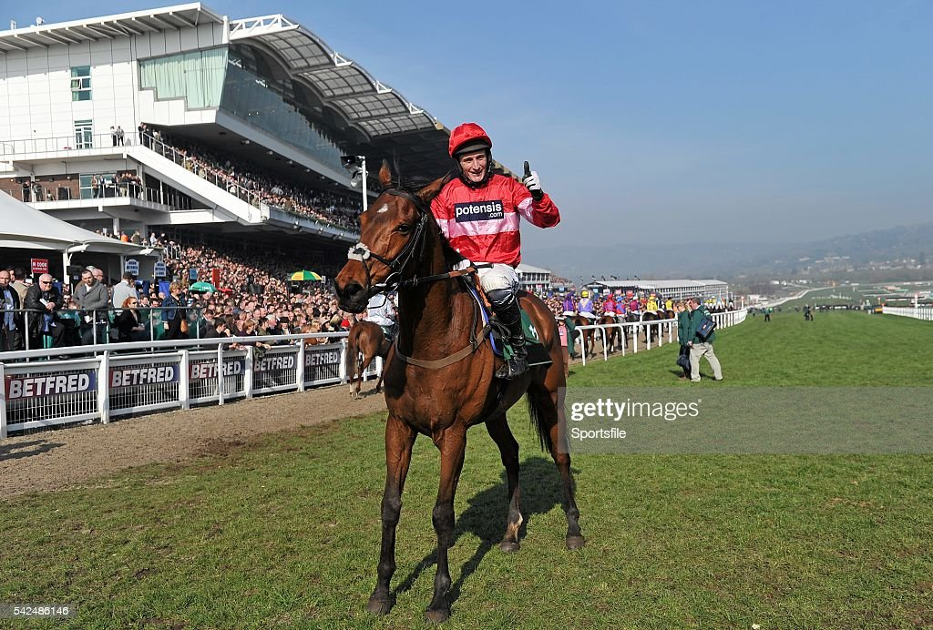 Cheltenham Racing Festival - Friday 14th March : News Photo