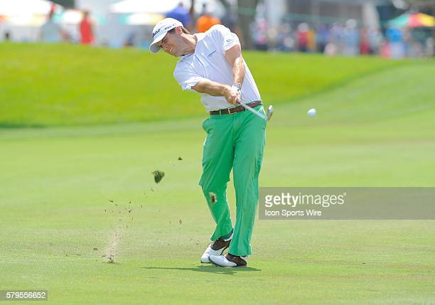 Ben Martin during the final round of the Arnold Palmer Invitational at Arnold Palmer's Bay Hill Club Lodge in Orlando Florida