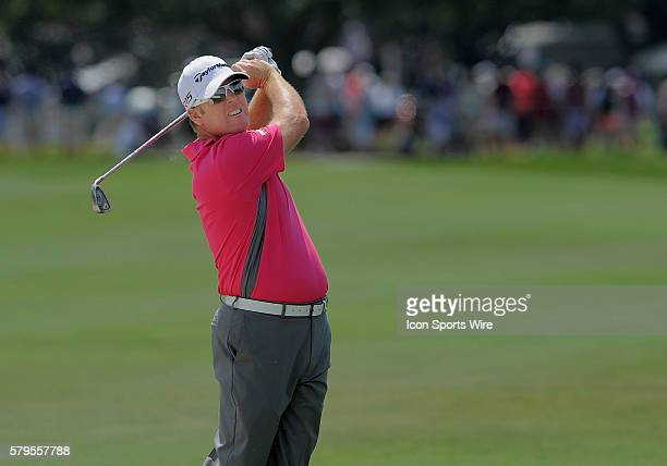 DA Points during the final round of the Arnold Palmer Invitational at Arnold Palmer's Bay Hill Club Lodge in Orlando Florida