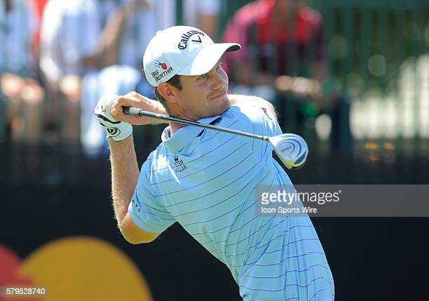 Harris English during the third round of the Arnold Palmer Invitational at Arnold Palmer's Bay Hill Club Lodge in Orlando Florida