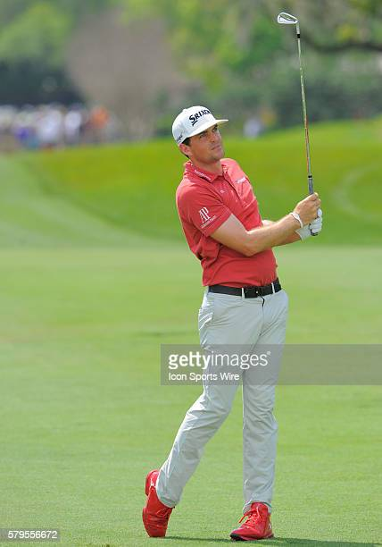 Keegan Bradley during the final round of the Arnold Palmer Invitational at Arnold Palmer's Bay Hill Club Lodge in Orlando Florida