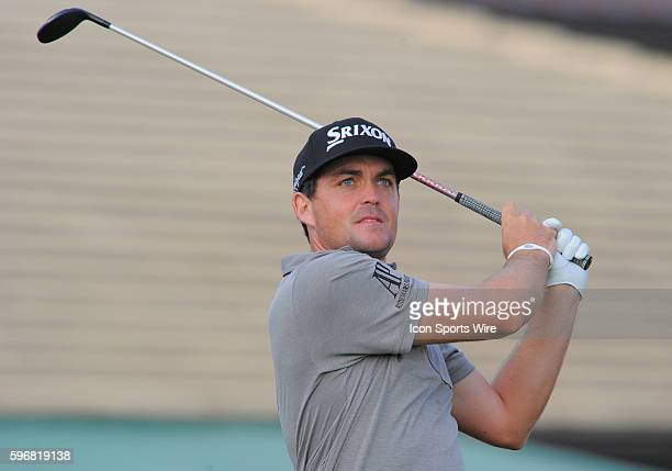 Keegan Bradley during the first round of the Arnold Palmer Invitational at Arnold Palmer's Bay Hill Club Lodge in Orlando Florida