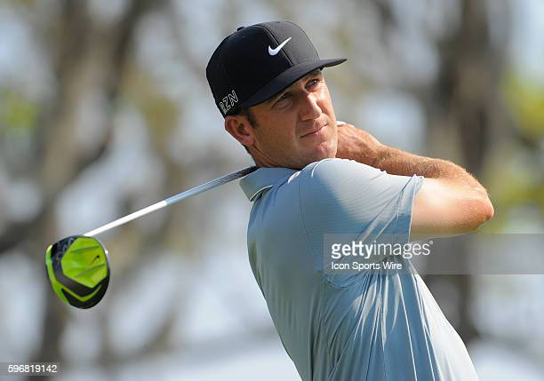 Kevin Chappell during the second round of the Arnold Palmer Invitational at Arnold Palmer's Bay Hill Club Lodge in Orlando Florida